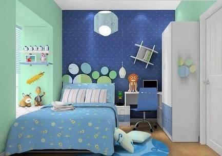 烏魯木齊裝修兒童房裝修案例