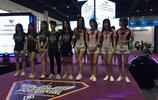 參加英雄聯盟大賽的女孩們,都是大長腿高顏值,有點意外!