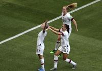 瘋狂12連勝!美國女足2-0衛冕世界盃冠軍 破歐洲7隊圍剿創造歷史