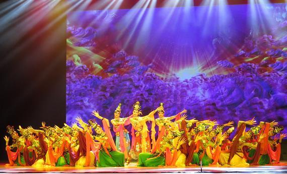 《美在東方》——頌東方之美 顯國家氣韻