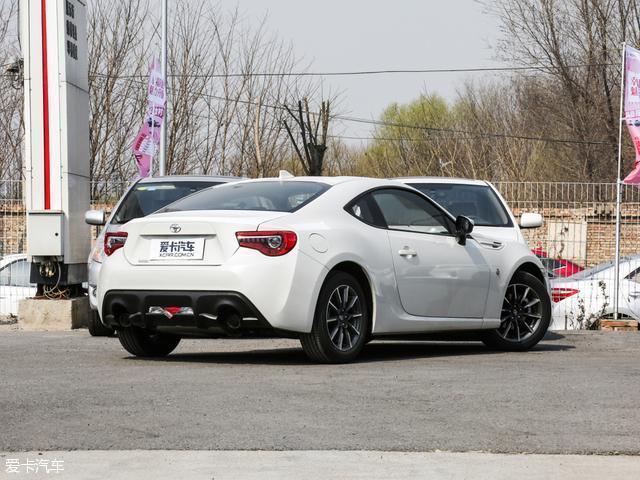 豐田10月停止進口豐田86等車型