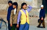 鏡頭下:1984年的遼寧錦州市義縣的鄉鎮生活,樸實無華