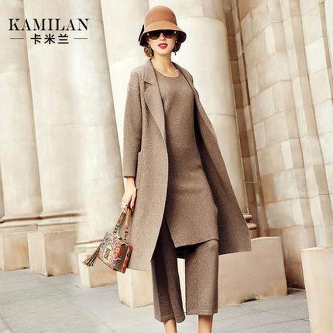 平時捨不得買的卡米蘭高端女裝,中秋節聚划算,聚會穿著倍有面子