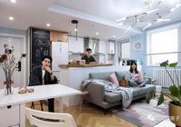 90後夫妻63㎡的家,舒適小兩居,塞下超多儲物卻還很空曠,想住!