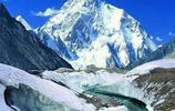 喬戈裡峰,碧水的源頭,雪山的巔峰