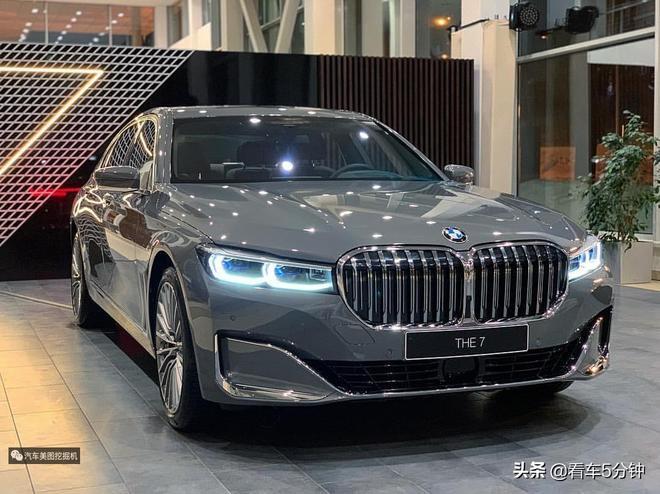 最為運動的行政座駕——BMW 750Li,憑實力叫板奔馳S級