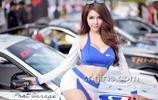 泰國迷人車模Janet,泰國車模界的最熱車模!