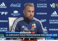 奧塔門迪:捧起美洲盃是我們也是阿根廷人民的目標