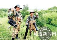 敦化攝影愛好者拍攝中華秋沙鴨獲大獎