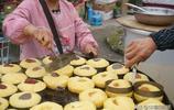 農村夫婦用老家糜子面蒸年糕受歡迎,一天賣了600個