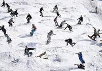 雪褲沒事 內褲被磨碎了 單板滑雪 單板滑雪裝備