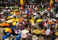 非洲人那麼瘦弱,是因為缺少食物?他們的菜市場告訴你答案