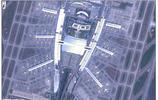 民國時期就有的機場-廣州白雲機場衛星遙感圖