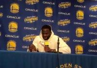 格林:季後賽不希望對上國王,每次打完我都累得半死