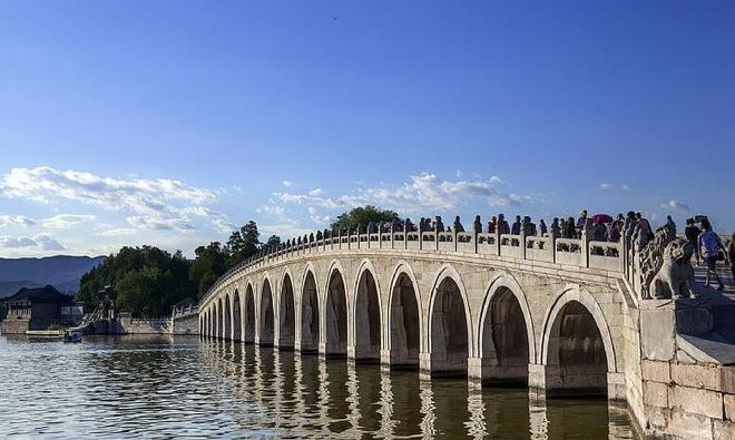 北京頤和園:2017頤和園的春天