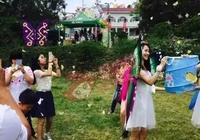 好消息!蚌埠首屆七彩蝴蝶風箏風車遊樂園震撼來襲!