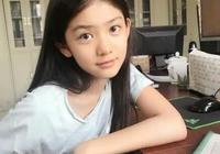 清純少女12歲165的身高,出演《大江大河》後意外走紅!