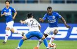 上海綠地申花外援伊哈洛入選尼日利亞參加非洲杯的23人大名單