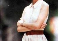 關之琳驚豔了時光的美,和她一生情感之路,為什麼56歲還一直單身.