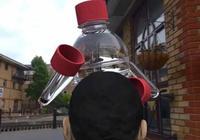 換我踢人!瓶蓋挑戰寶特瓶怒了 迴旋踢爆人頭:好療愈