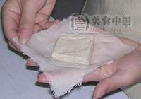 臭豆腐詳細的製作過程?