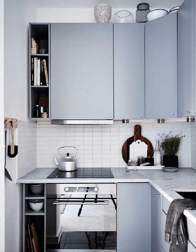 廚房裝修合集:小面積的廚房這麼設計之後你就不再覺得家裡小了