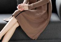 寧可不買貂絨,也不能沒有一件過膝裙,件件保暖又迷人,賊美嫩
