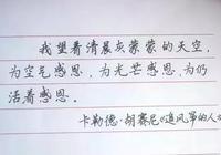 硬筆書法欣賞,快快收藏起來吧!寫一手漂亮好字!