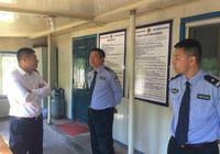 柳河交警大隊考察團赴集安市參觀交流學習