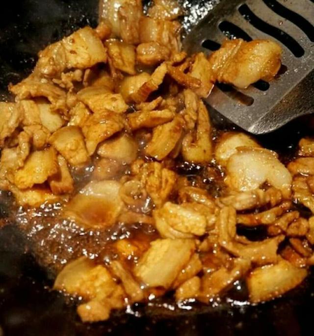 教你做五花肉乾鍋茶樹菇