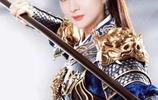 高顏值搭配各式戰甲,中國風最好看一丈青最靚