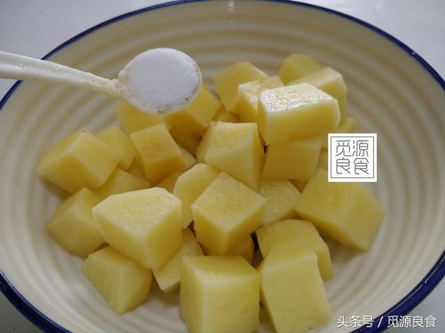 糖醋土豆你吃過嗎?土豆很新穎的做法,這麼做簡單又美味,果真好吃