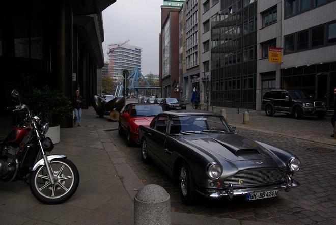 漢堡街頭老爺車