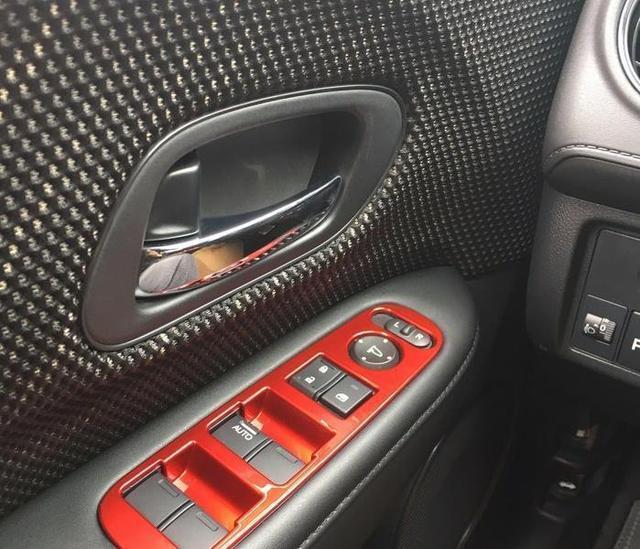 本田XRV用車感受,油耗9個,自己加裝了360全景、激光燈