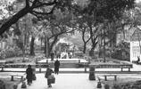 老照片帶你看看建國前的廣州是什麼樣子:高樓林立,夜晚燈火輝煌