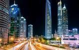實拍上海的迷人夜景,不愧為世界一線城市