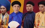 越南也愛拍古代宮鬥劇,演員身穿明朝時期的漢服出演古代帝王后妃