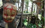 世界上最恐怖的島嶼,遍佈一千多個鬼娃娃,遊客看完不寒而慄