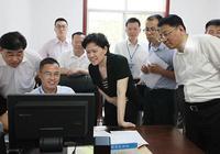 舒曉琴在湖南調研時強調 加強基層基礎工作 及時就地解決群眾信訪問題