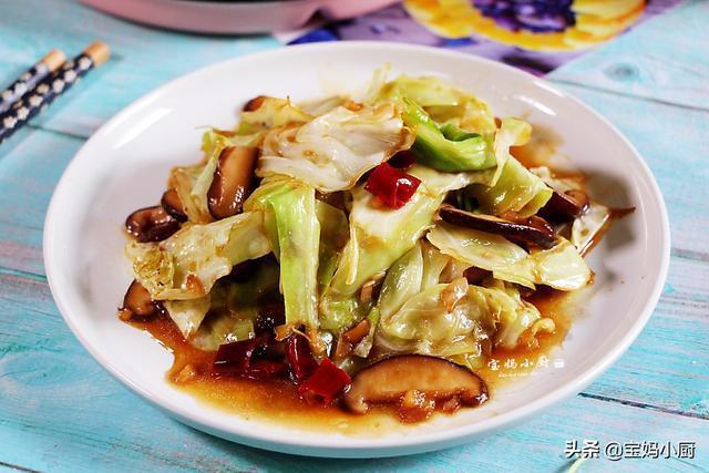 這菜不要切,手撕的才好吃,和香菇絕搭,春天吃好,家人倍兒喜歡