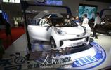 北京國際新能源汽車展覽會開幕