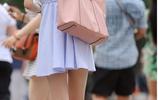 街拍美女:妹子,你這樣穿,確實讓人受不了
