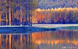 倒影之美:大興安嶺難得的一道景觀,你喜歡哪一個?