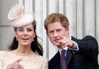 凱特王妃哈里王子這對叔嫂關係超好,哈里:凱特是從未有過的親姐