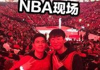 IG打野Ning現身NBA賽場,網友質疑RNG已經在訓練,輸了比賽還有臉亂秀,這種說法對嗎?