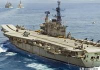 古老航空母艦服役60年將拆解,英國緊急採購,印度缺錢有意外收穫