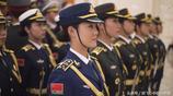 兩國女兵大比拼,越南女兵箱剛畢業的女生,我國女兵則更高貴