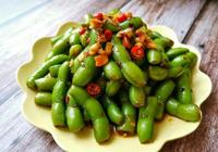 天兒熱吃啥都不香?涼拌毛豆來幫忙,簡單易做,開胃美食快收藏!