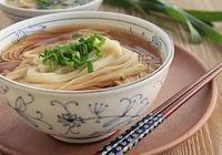 陽春麵湯清味鮮,僅需三步,你便能夠下好一碗麵