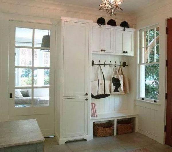 新房鞋櫃這樣裝,入住才知實用,要裝修的來看看!